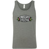 CrossFit Evolution - 100 - Standard - Bella + Canvas - Men's Jersey Tank
