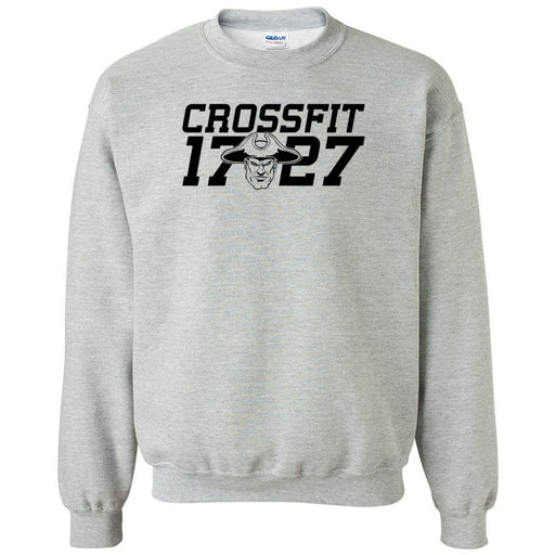CrossFit 1727 - 100 - One Color - Gildan - Heavy Blend Crewneck Sweatshirt