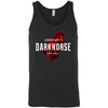 CrossFit Dark Horse - 100 - Standard - Bella + Canvas - Men's Jersey Tank