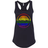 Outlier CrossFit - 100 - Pride - Next Level - Women's Ideal Racerback Tank