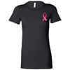 CrossFit Kaneohe - 200 - Breast Cancer Awareness - Bella + Canvas - Women's The Favorite Tee