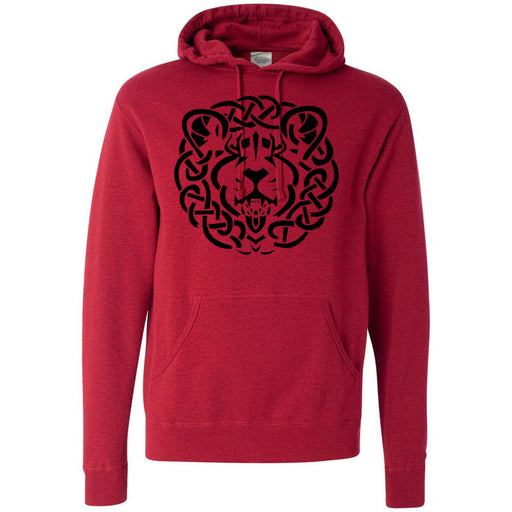Croga CrossFit - 201 - Lion - Independent - Hooded Pullover Sweatshirt