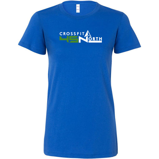 CrossFit 45 North - 100 - Standard - Bella + Canvas - Women's The Favorite Tee