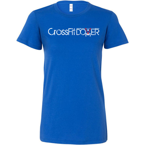 CrossFIt Dover - 100 - Dover - Bella + Canvas - Women's The Favorite Tee