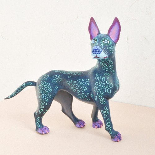 Elephant Huichol Art Beaded Animals - magiamexica.com