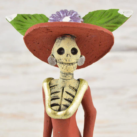 Image of Catrina Day of the Dead - Magia Mexica