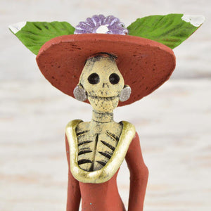 Catrina Day of the Dead - Magia Mexica