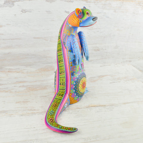 Image of Toucan Huichol Art - Magia Mexica