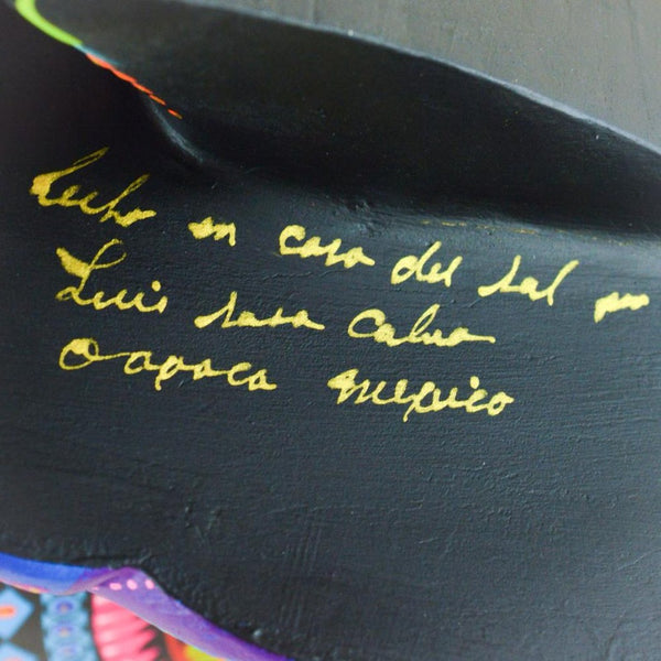 Sailfish Huichol Art Beaded Animals - magiamexica.com