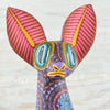Rabbit Alebrije Oaxacan Wood Carving - magiamexica.com