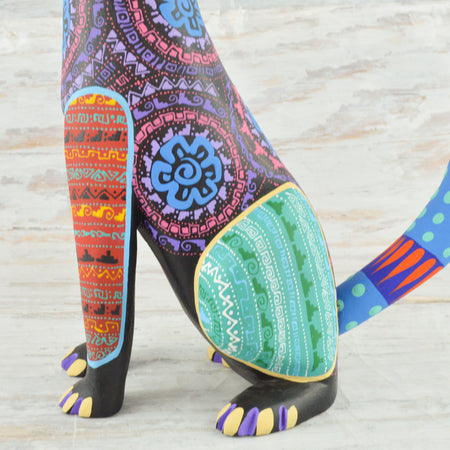Rabbit Alebrije Oaxacan Wood Carving