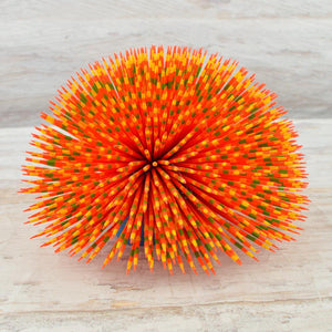 Alebrije Oaxacan Wood Carving Porcupine - Magia Mexica
