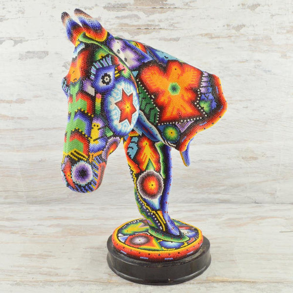 M008 Brown Turtle Mini Alebrije