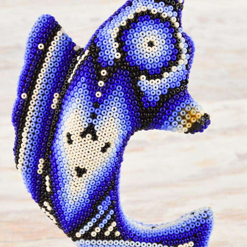 Sailfish Huichol Art