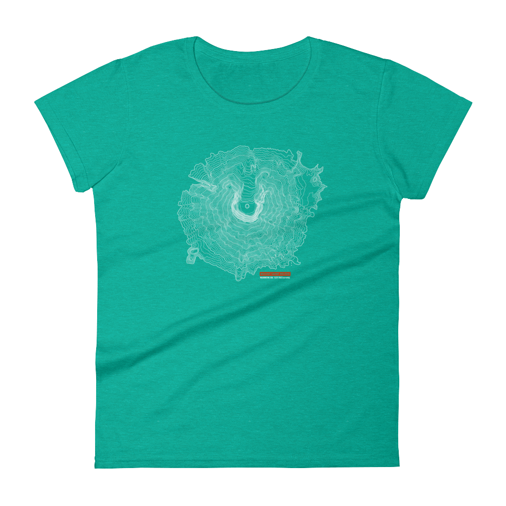 Mount Saint Helens - Women's Tee
