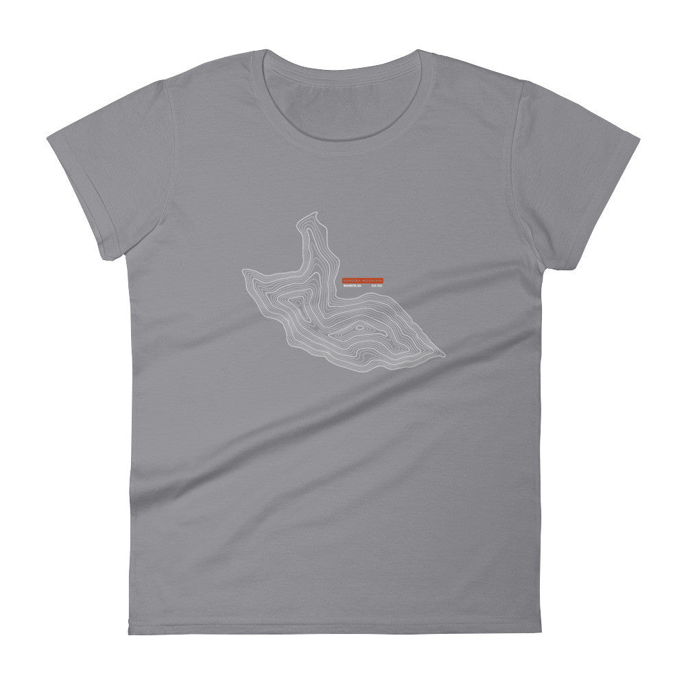 Bandera Mountain - Women's Tee