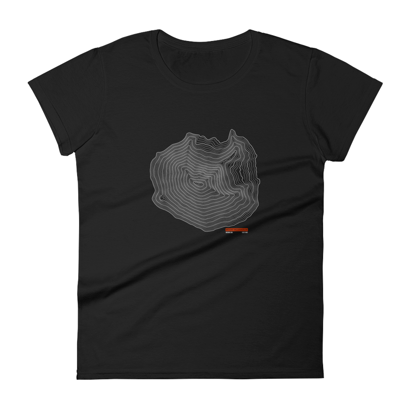 Mount McLoughlin - Women's Tee