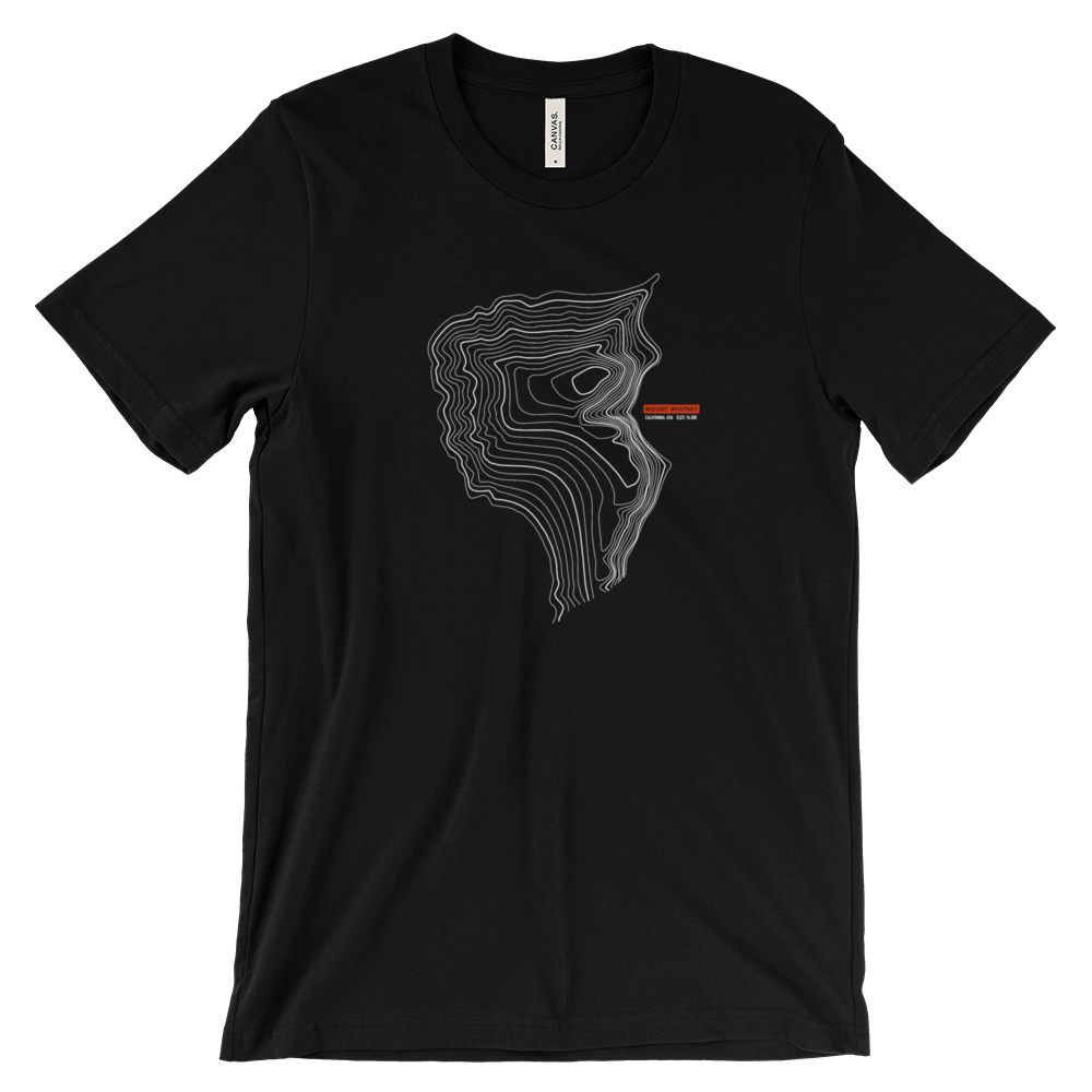 Mount Whitney - Men's Tee