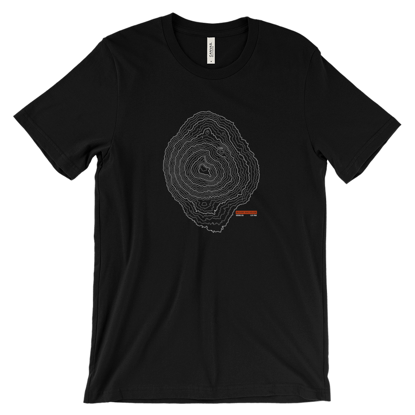 Mount Bachelor - Men's Tee