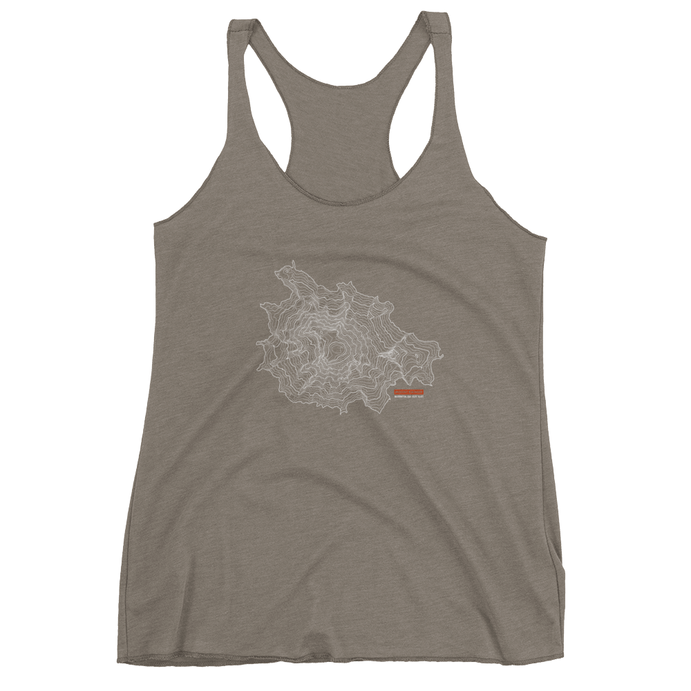 Mount Rainier - Women's Tank Top