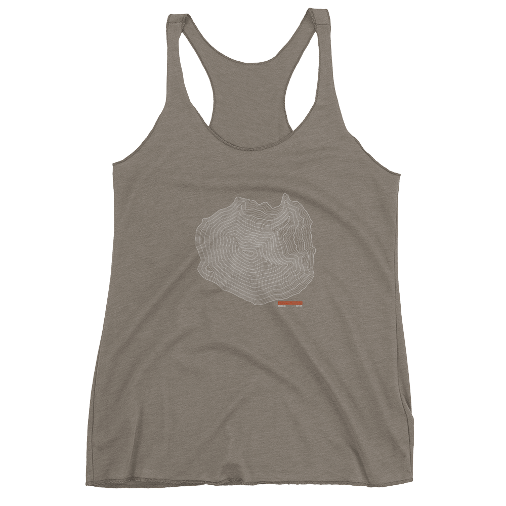 Mount McLoughlin - Tank Top
