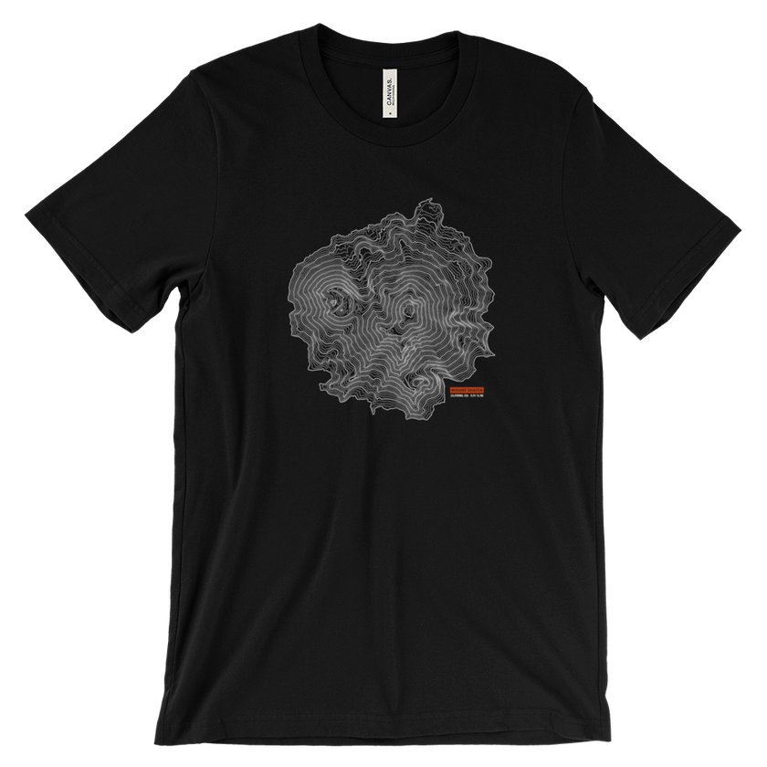 Mount Shasta - Men's Tee