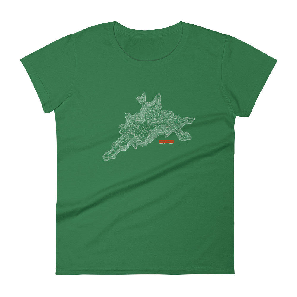 Mount Lemmon - Women's Tee