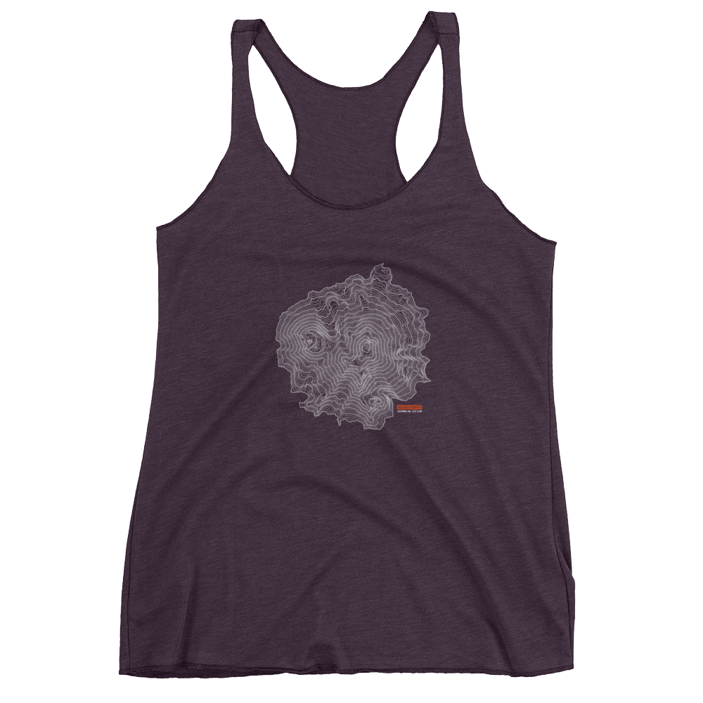 Mount Shasta - Tank Top