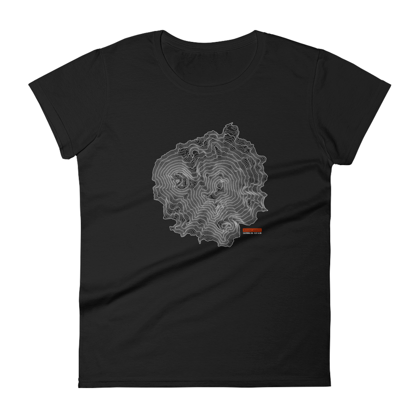 Mount Shasta - Women's Tee