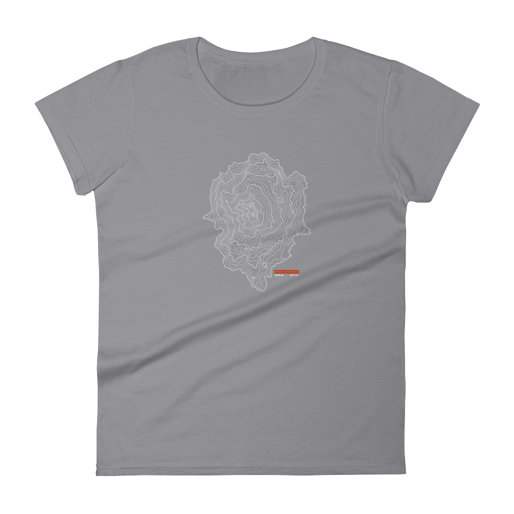 Mount Jefferson - Women's Tee