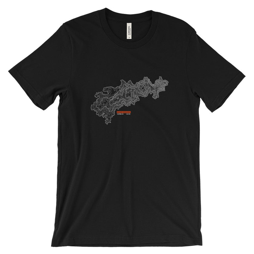 Mount Tamalpais - Men's Tee
