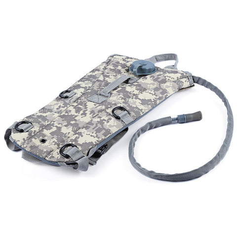 3L Military Camo Water Bag Backpack