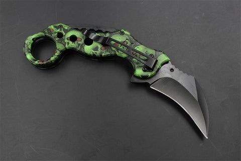 5 Special Colors Karambit Knife