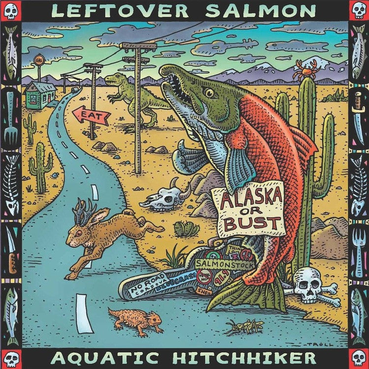 Aquatic Hitchhiker - Vinyl LP (2012)