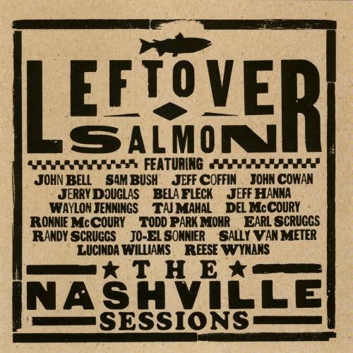 The Nashville Sessions - CD (1999)