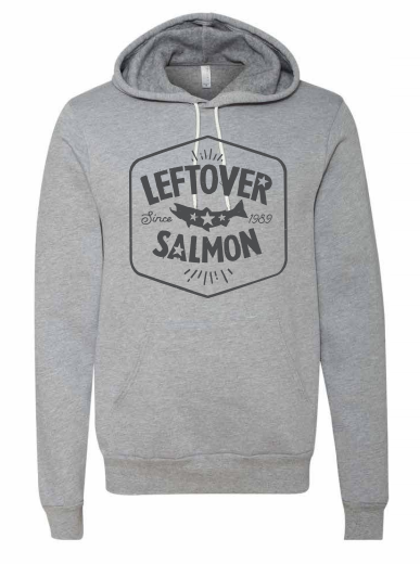 Leftover Salmon 'Since 1989' Grey Hoodie