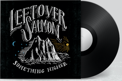 'Something Higher' Signed Vinyl & Digital Download - Limited 50 available