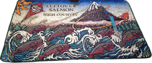 "Leftover Salmon ""High Country"" Tarpestry"