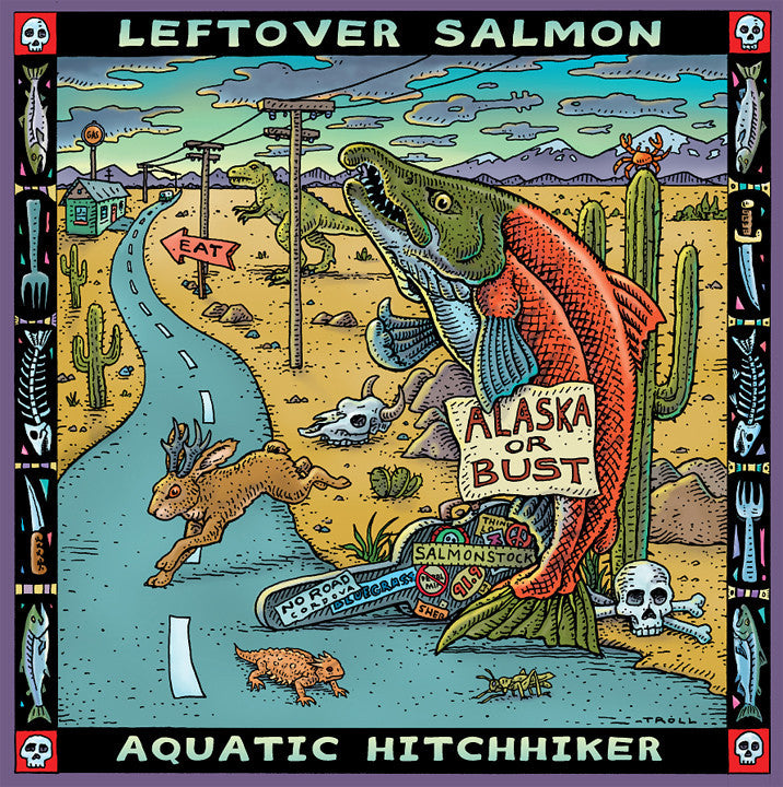 Aquatic Hitchhiker - CD (2012)