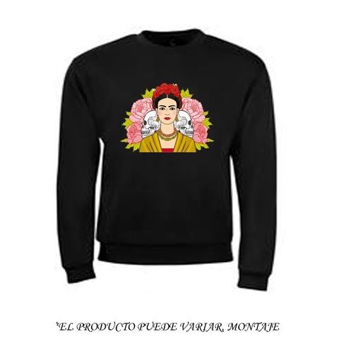 SUDADERA FRIDA LOVE 2
