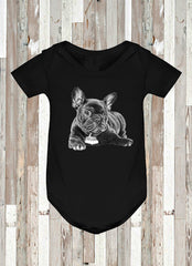 BODY UNISEX BULLDOG NEGRO