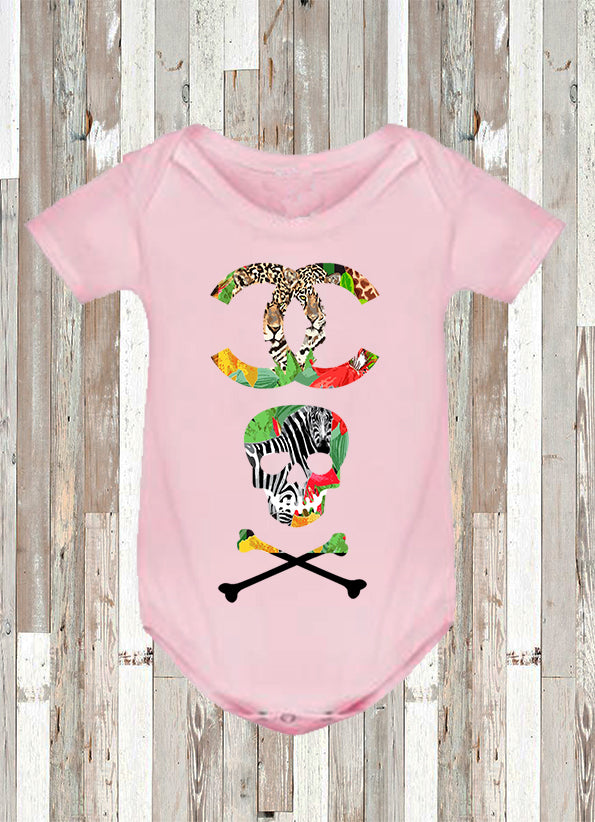 BODY UNISEX CHANEL CALAVERA TROPICAL
