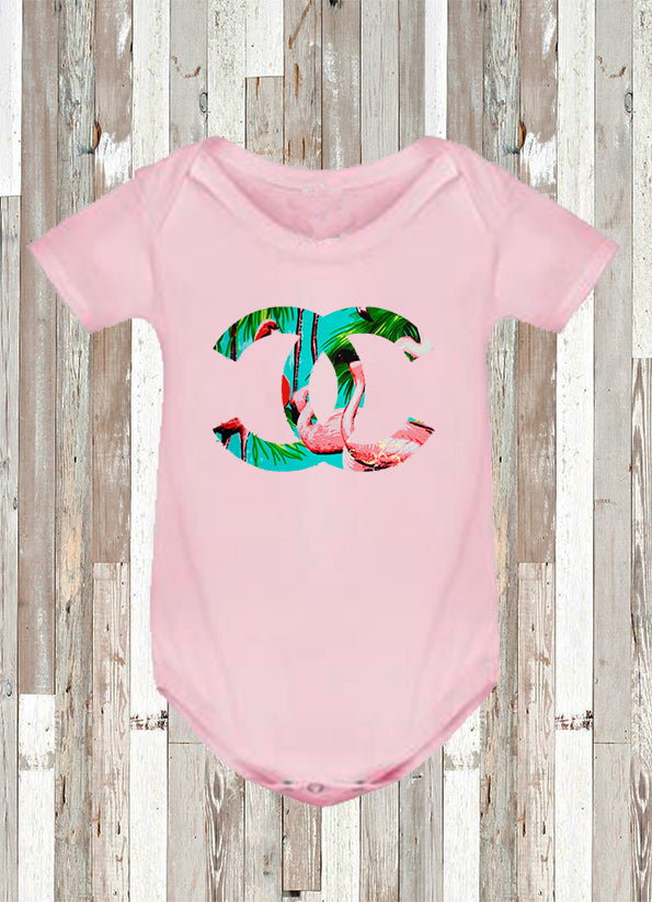 BODY UNISEX CHANEL FLAMINGO