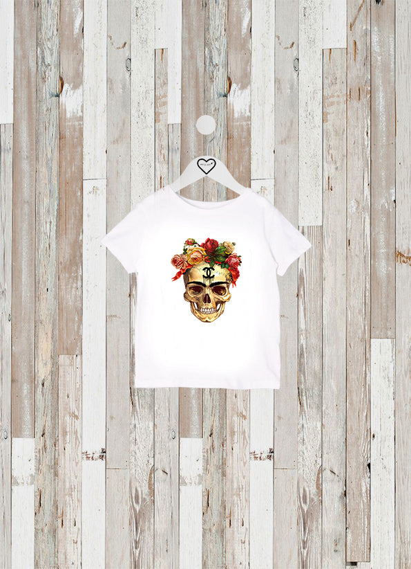 CAMISETA KIDS FRIDA CHANEL
