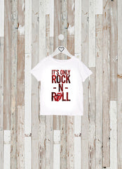 CAMISETA KIDS ROCK 'N' ROLL