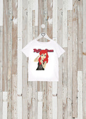 CAMISETA KIDS SIRENITA ROLLINGS