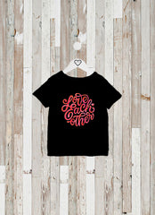 CAMISETA KIDS LOVE