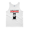 Real Motocross Tank top - Funny Dirt Bike Tank top - I Like to Ride DIRT BIKES to Meet Women - Nurses Mostly