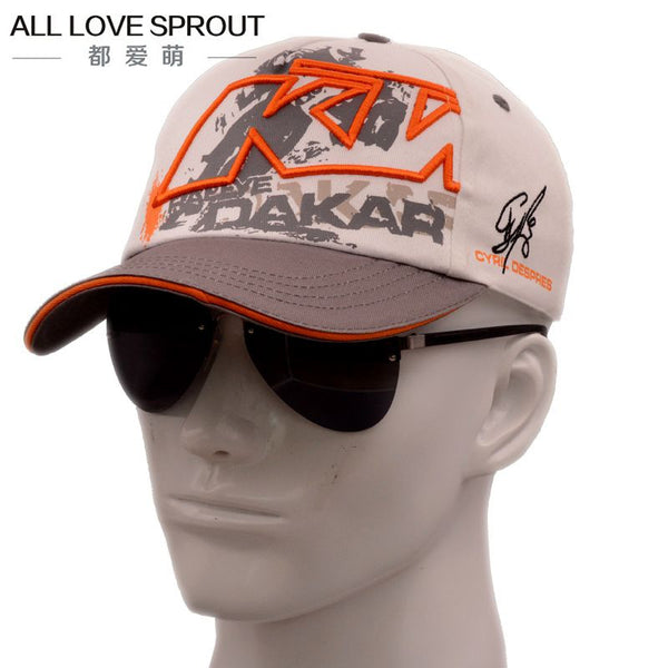 KTM Racing Cap Motocross Riding Caps Women and Men Casual Adujustable hat