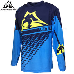 Armteeth Motocross Jersey T Shirts Motorcycle Bicycle Cycling Jersey Sweatshirt MTB DH MX